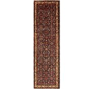 Link to 3' 8 x 13' 2 Hossainabad Persian Runner Rug