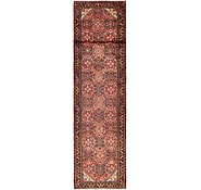 Link to 3' 7 x 12' 9 Hossainabad Persian Runner Rug