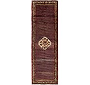 Link to 4' 1 x 13' 1 Hamedan Persian Runner Rug