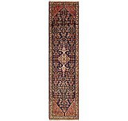 Link to 3' 2 x 13' 2 Hamedan Persian Runner Rug