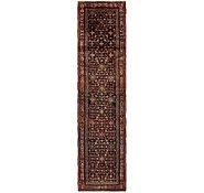 Link to 3' 8 x 14' 4 Hossainabad Persian Runner Rug