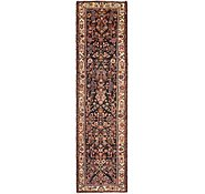 Link to 3' 3 x 12' 5 Khamseh Persian Runner Rug