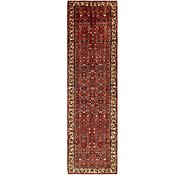 Link to 105cm x 390cm Hossainabad Persian Runner Rug