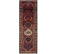 Link to 4' 3 x 12' 7 Shiraz Persian Runner Rug