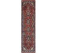 Link to 3' 3 x 13' Koliaei Persian Runner Rug