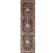 Link to 3' 7 x 13' 10 Khamseh Persian Runner Rug