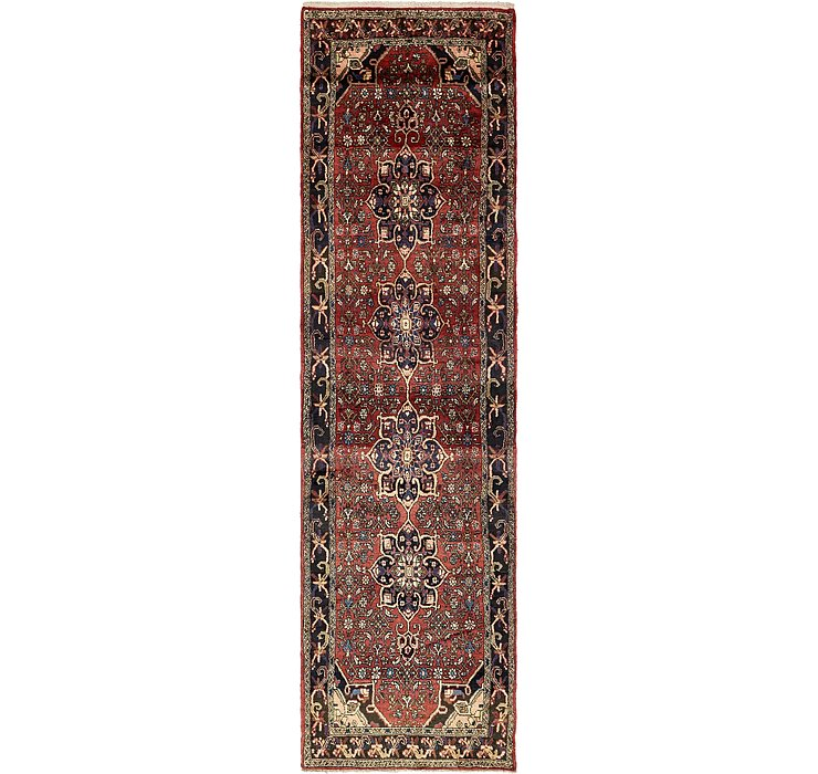3' 6 x 12' 10 Koliaei Persian Runner ...