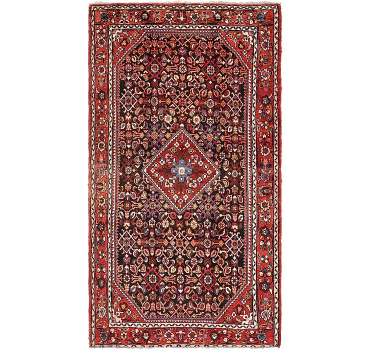 5' 5 x 9' 10 Hossainabad Persian Rug