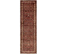 Link to 4' 2 x 14' Hossainabad Persian Runner Rug