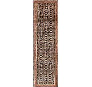 Link to 3' 2 x 12' 3 Hossainabad Persian Runner Rug