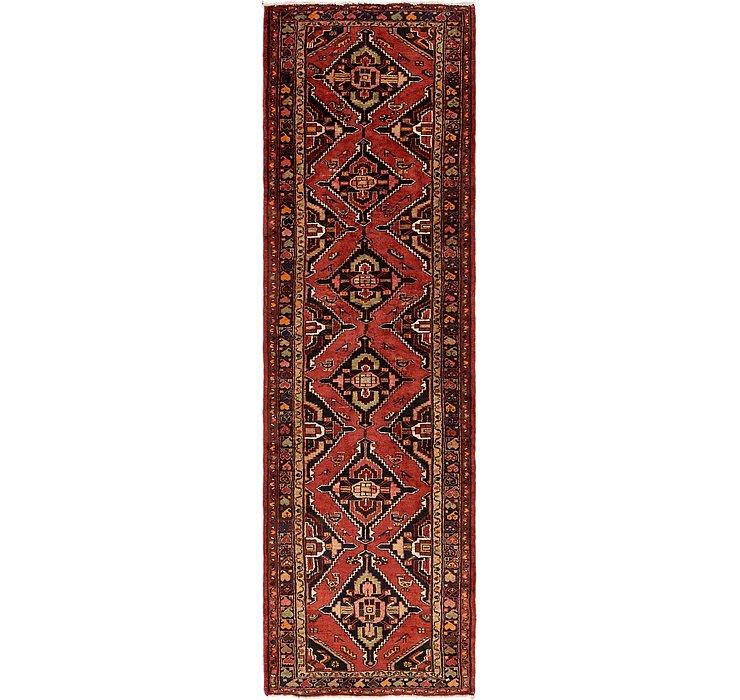 3' 8 x 12' 7 Shahsavand Persian Runn...