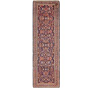 Link to 3' 4 x 11' 8 Hossainabad Persian Runner Rug