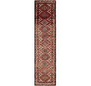 Link to 3' 8 x 15' 7 Chenar Persian Runner Rug
