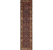 Link to 3' x 13' Hossainabad Persian Runner Rug