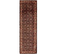 Link to 4' 4 x 13' 8 Hossainabad Persian Runner Rug