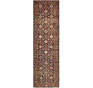 Link to 3' 8 x 12' 10 Hossainabad Persian Runner Rug