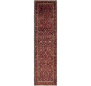 Link to 115cm x 410cm Hossainabad Persian Runner Rug
