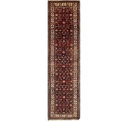 Link to 3' 6 x 13' 9 Hossainabad Persian Runner Rug