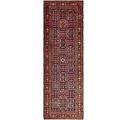 Link to 3' 10 x 11' 8 Hossainabad Persian Runner Rug