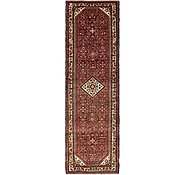 Link to 3' 9 x 12' 9 Hossainabad Persian Runner Rug