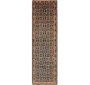 Link to 3' 6 x 13' Hamedan Persian Runner Rug