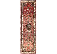 Link to 3' 5 x 12' 9 Hamedan Persian Runner Rug