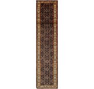 Link to 3' 7 x 15' 10 Hossainabad Persian Runner Rug