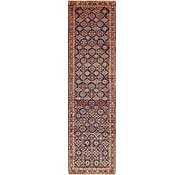 Link to 3' 5 x 13' 4 Mehraban Persian Runner Rug