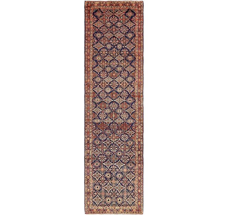 105cm x 405cm Mehraban Persian Runner...