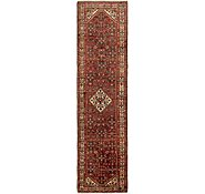 Link to 3' 3 x 12' 8 Hossainabad Persian Runner Rug