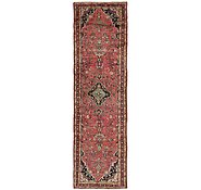 Link to 3' 6 x 13' Hamedan Persian Runner Rug