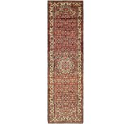 Link to 3' 9 x 13' 6 Hossainabad Persian Runner Rug