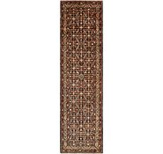 Link to 4' x 14' 8 Hossainabad Persian Runner Rug