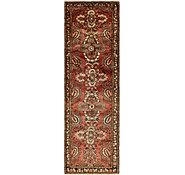Link to 3' 10 x 13' 3 Hamedan Persian Runner Rug