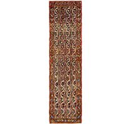 Link to 3' 5 x 13' 9 Sarough Persian Runner Rug