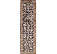 Link to 3' 4 x 12' 4 Hamedan Persian Runner Rug