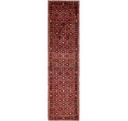 Link to 3' 7 x 13' 10 Hossainabad Persian Runner Rug