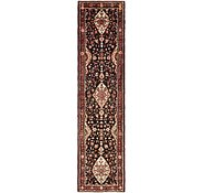 Link to 3' 4 x 14' Khamseh Persian Runner Rug