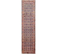 Link to 3' 3 x 13' 2 Hossainabad Persian Runner Rug