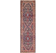 Link to 105cm x 380cm Tafresh Persian Runner Rug