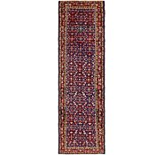 Link to 3' 3 x 11' 5 Hossainabad Persian Runner Rug