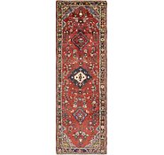 Link to 3' 7 x 11' 9 Khamseh Persian Runner Rug