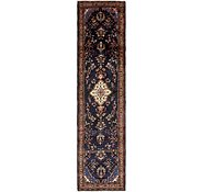 Link to 4' x 17' Khamseh Persian Runner Rug