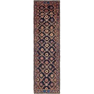 97cm x 348cm Shahsavand Persian Runn...