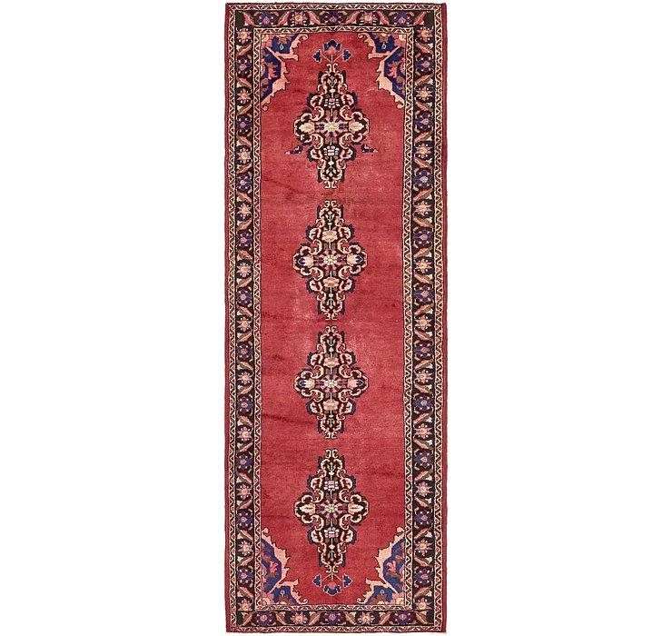 4' x 12' 4 Ferdos Persian Runner Rug