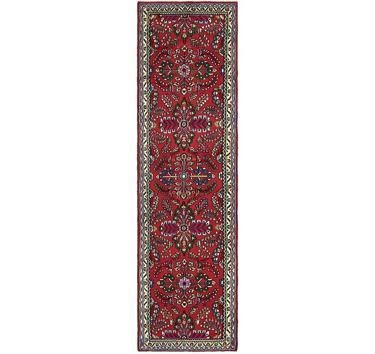 105cm x 375cm Mehraban Persian Runner...