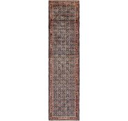 Link to 115cm x 483cm Hossainabad Persian Runner Rug