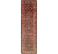 Link to 115cm x 415cm Hossainabad Persian Runner Rug