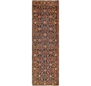 Link to 3' 8 x 12' 5 Hossainabad Persian Runner Rug