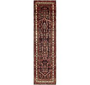 Link to 3' 4 x 12' 8 Hossainabad Persian Runner Rug